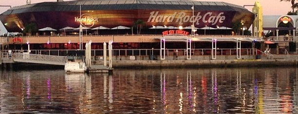 Hard Rock Cafe Miami is one of HARD ROCK CAFE'S.