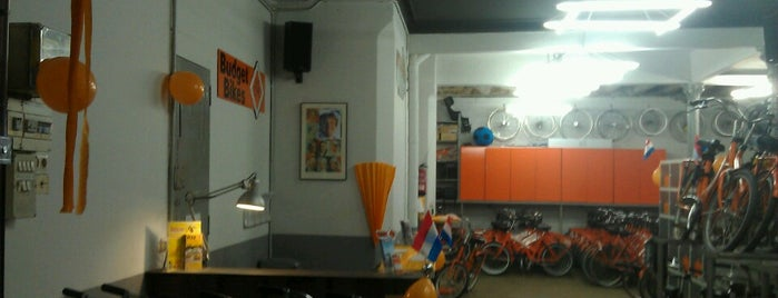 Budget Bikes Rental & Tours Jaume is one of barcelona.