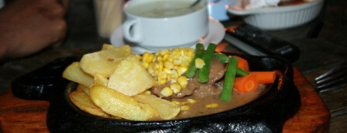 Double Steak is one of Food Spots @Bandung.