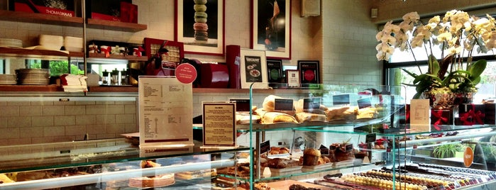 Thomas Haas Patisserie is one of Cafes to go to.