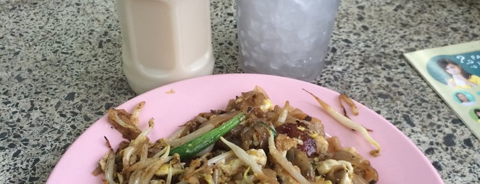 D August Cafe & Restaurant (八桶金) is one of Hawkers @ Penang.