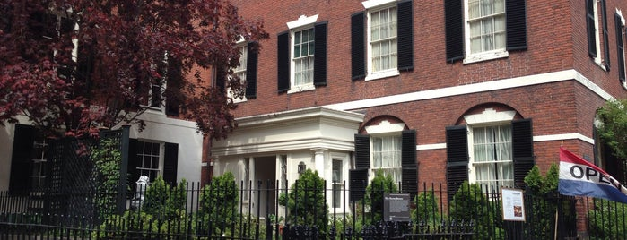 Nichols House Museum is one of Nearby Neighborhoods: Beacon Hill.