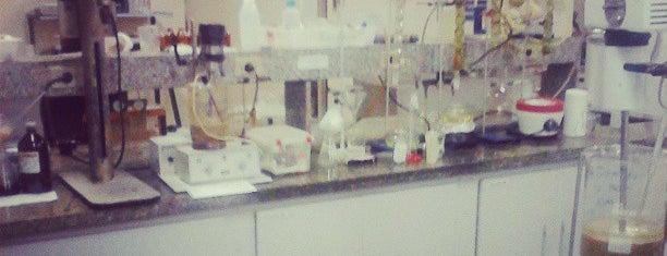 LTT - Laboratório de Tecnologia em Tensoativos is one of UFRN.