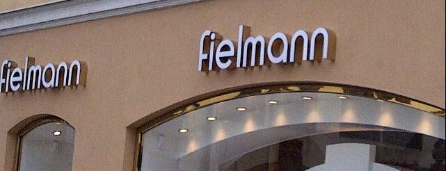 Fielmann is one of Shopping in Leipzig.