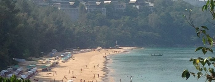 Naithon Beach is one of Phuket, have to do.