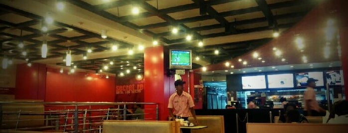 KFC is one of Food Joints.