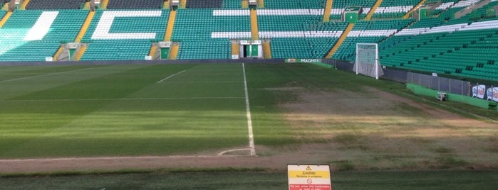 Celtic Park is one of Stadiums.