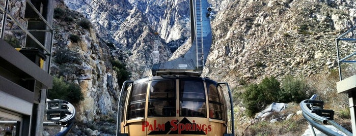 Palm Springs Aerial Tramway is one of road trip u.s.a..
