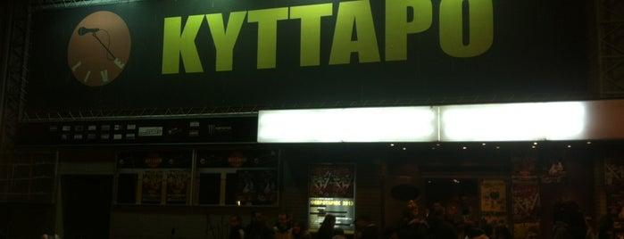 Κύτταρο (Kyttaro Live) is one of Places.