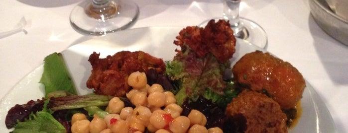 Shalom Bombay is one of Kosher Restaurants.