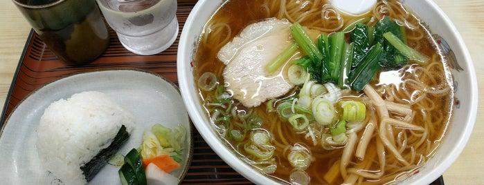 山口屋 is one of The 麺.