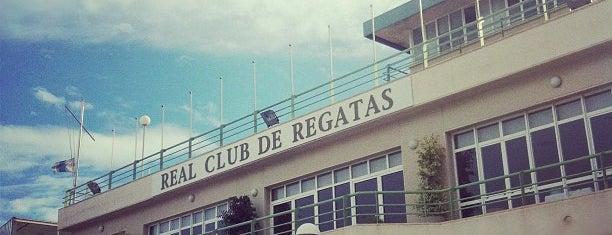 Real Club de Regatas de Alicante is one of Alicante urban treasures.