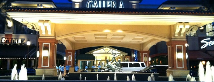 The Galleria is one of Gayborhood #FortLauderdale #WiltonManors.