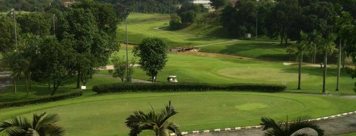 Bukit Jalil Golf & Country Resort (BJGCR) is one of Napak Tilas Perjalanan N9.