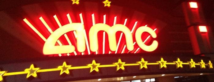AMC Owings Mills 17 is one of My places.