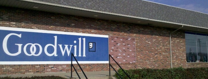 Goodwill is one of Top Ten Thrift Stores in Cleveland and NE Ohio.