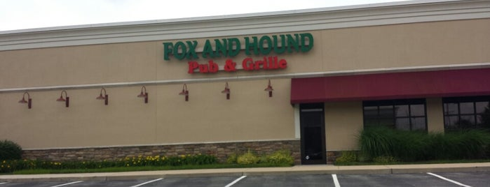 Fox and Hound Pub is one of Favorite Food.