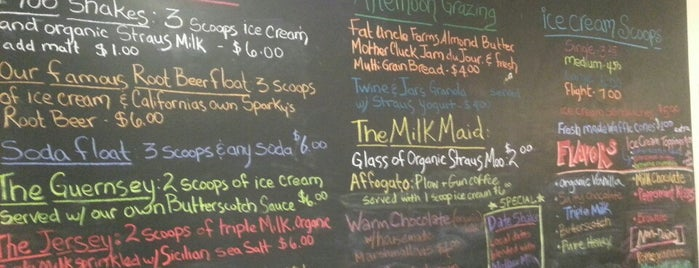 Mother Moo Creamery is one of Delicious favorites in Los Angeles.