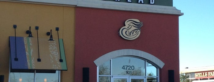 Panera Bread is one of Baker's Dozen.