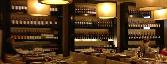 Italian Republic is one of Restaurantes com comida vegetariana.