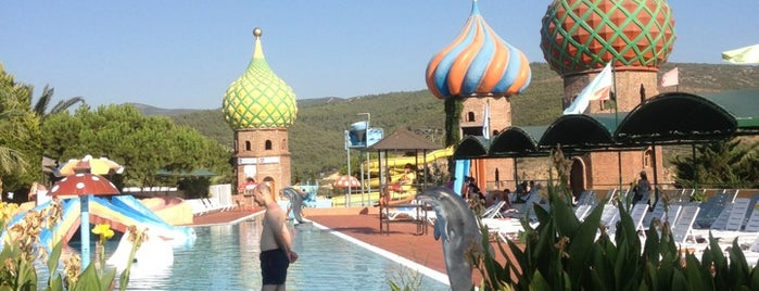 Adaland Aquapark is one of x.