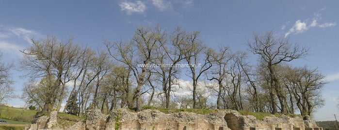 Parco Archeologico Urbs Salvia is one of Ancient Villages in The Marches.