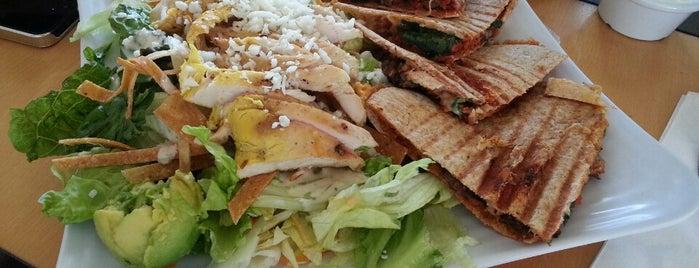 Super Salads is one of Comida.