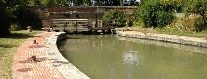 Écluse de Gardouch is one of Canal du Midi.