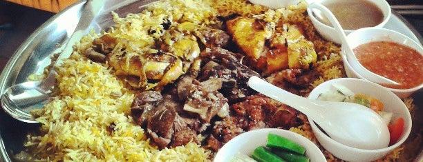 Restoran Aroma Hijrah is one of makan sedap.