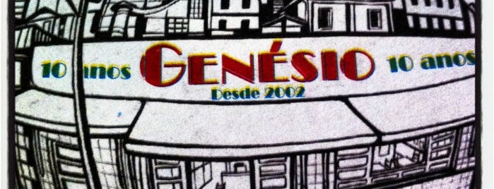 Genésio is one of Bons Drink in Sampa.