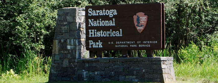 Saratoga National Historical Park is one of National Parks.