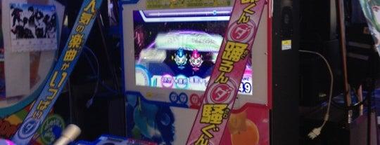 東京レジャーランド 秋葉原2号店 is one of beatmania IIDX 設置店舗.