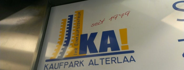 Kaufpark Alterlaa is one of Malls.