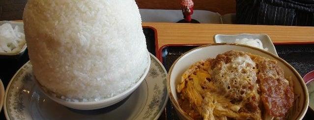 大松食堂 is one of テラめし倶楽部 その1.