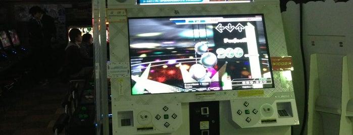 モナコ 立川店 is one of beatmania IIDX 設置店舗.