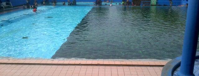 Pemandian Air Alam Muncul is one of Must-visit Great Place in Ambarawa-Salatiga.