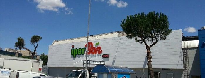 Togliatti (linea Roma-Giardinetti) is one of Muoversi a Roma.
