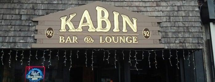 Kabin is one of Imbibe.
