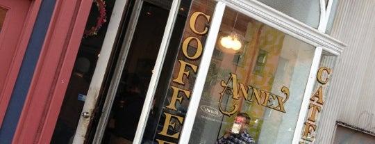 Greene Grape Annex is one of NY Espresso.