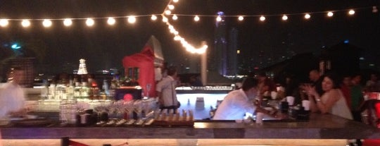 Tantalo Hotel / Kitchen / Roofbar is one of Best Places in Panama.