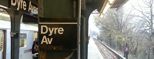 MTA Subway - Eastchester/Dyre Ave (5) is one of NYC Subways 4/5/6.