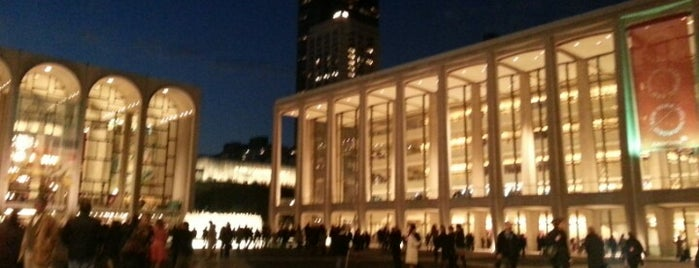 David Geffen Hall is one of museams.