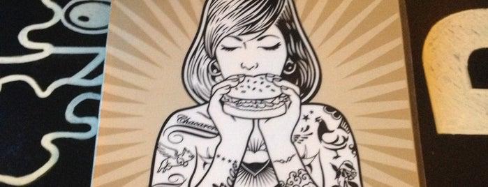 San Wich is one of hamburguesas y asi.