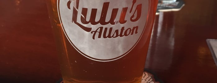 Lulu's Allston is one of Lunch, Anyone?.