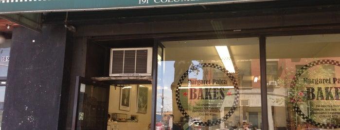 Margaret Palca Bakes is one of Baker's Dozen - New York Venues.