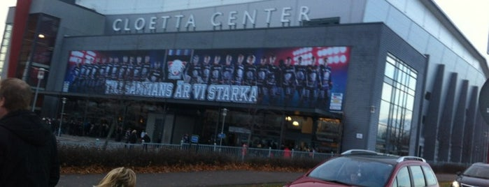 Saab Arena is one of JYM Hockey Arenas TOP100.