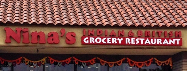 Nina's Indian Grocery is one of favs.