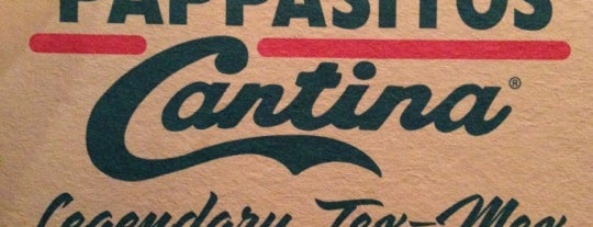 Pappasito's Cantina is one of Local Houston.