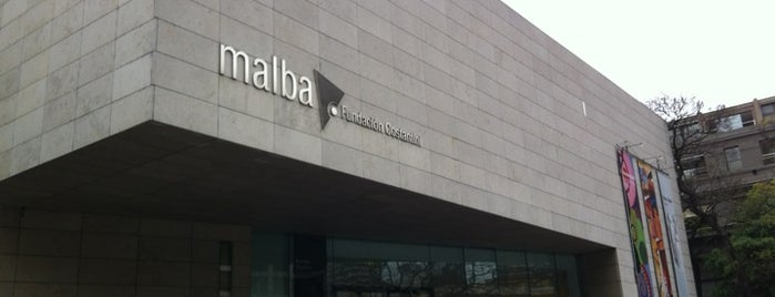 Museo de Arte Latinoamericano de Buenos Aires (MALBA) is one of Things I did en Buenos Aires....