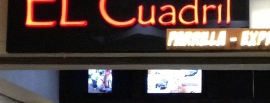El Cuadril Parrilla Express is one of +Horas de Ofertas AMEX®.